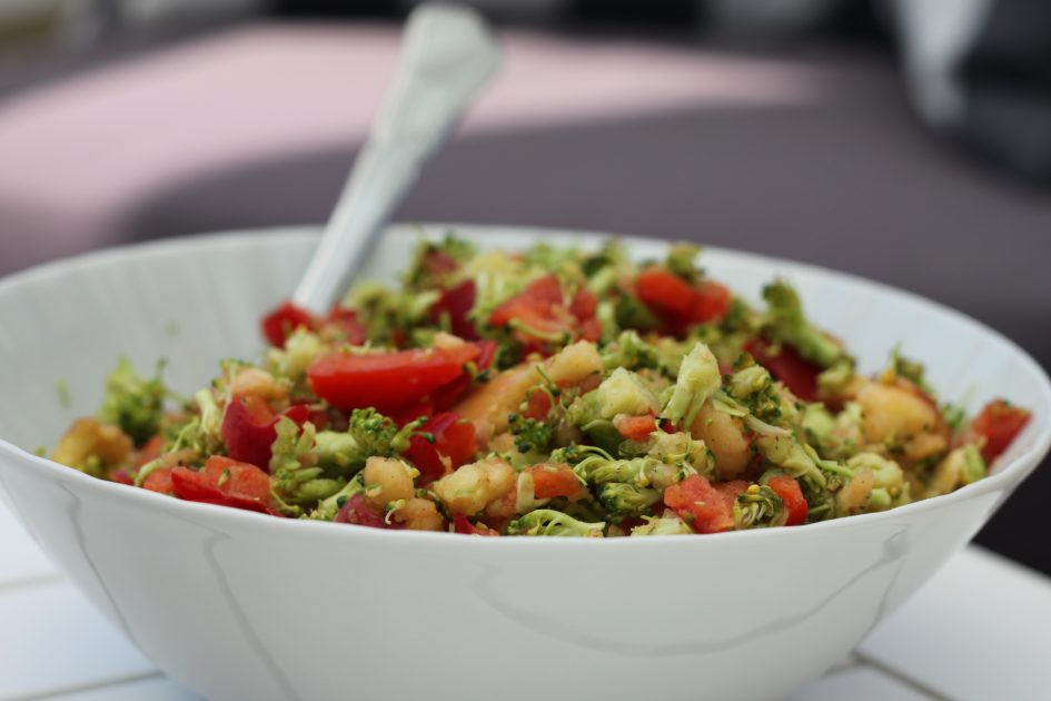 5 Sekunden Broccolisalat