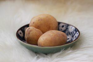 Kartoffelkompresse bei Husten