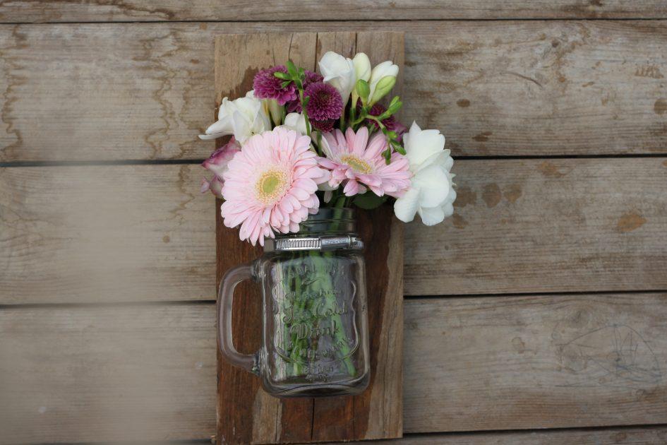 Blumen DIY