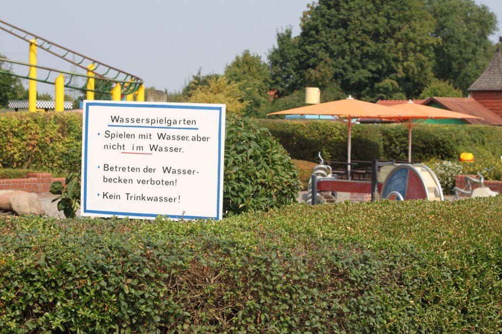 Potts Park Wasserspielplatz