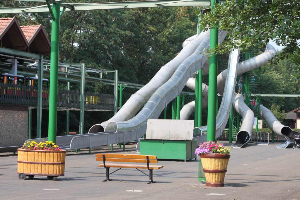 Rutschen Potts Park