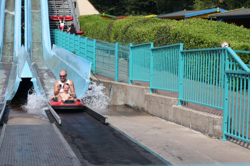 Potts Park Wasserbahn