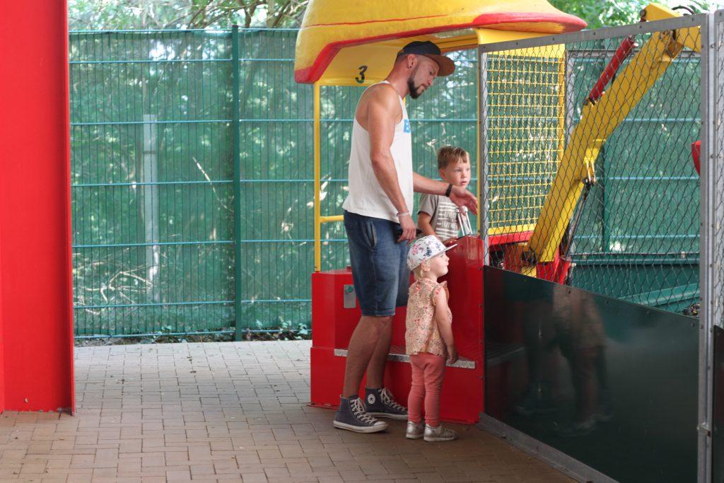 Potts Park Familienausflug