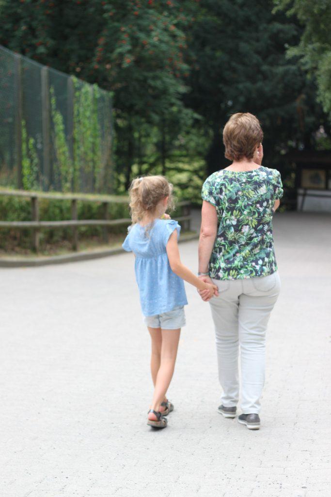 Tierpark Olderdissen Familienausflug
