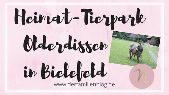 Heimat Tierpark Olderdissen Familienausflug Bielefeld