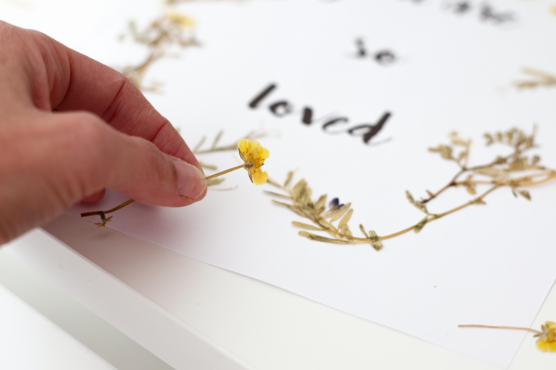 DIY Lettering