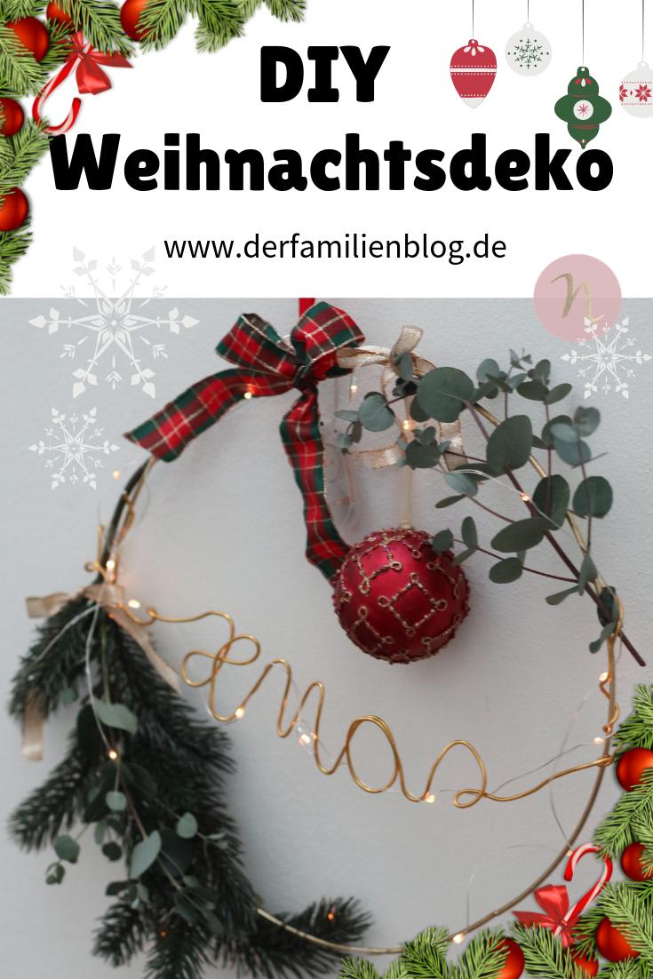 Weihnachten Deko