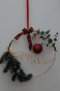 DIY Tutorial Weihnachtsdeko