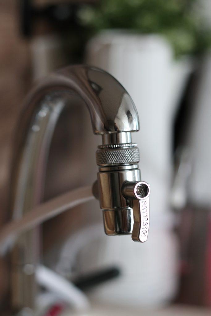 Sauberes Trinkwasser
