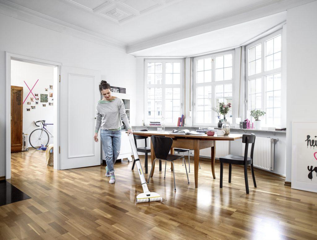 Kärcher FC 3 Cordless Premium Hartbodenreiniger Haushaltstest