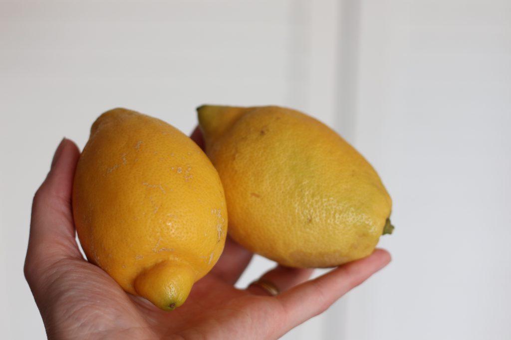 Rezept selbstgemachte Limonade