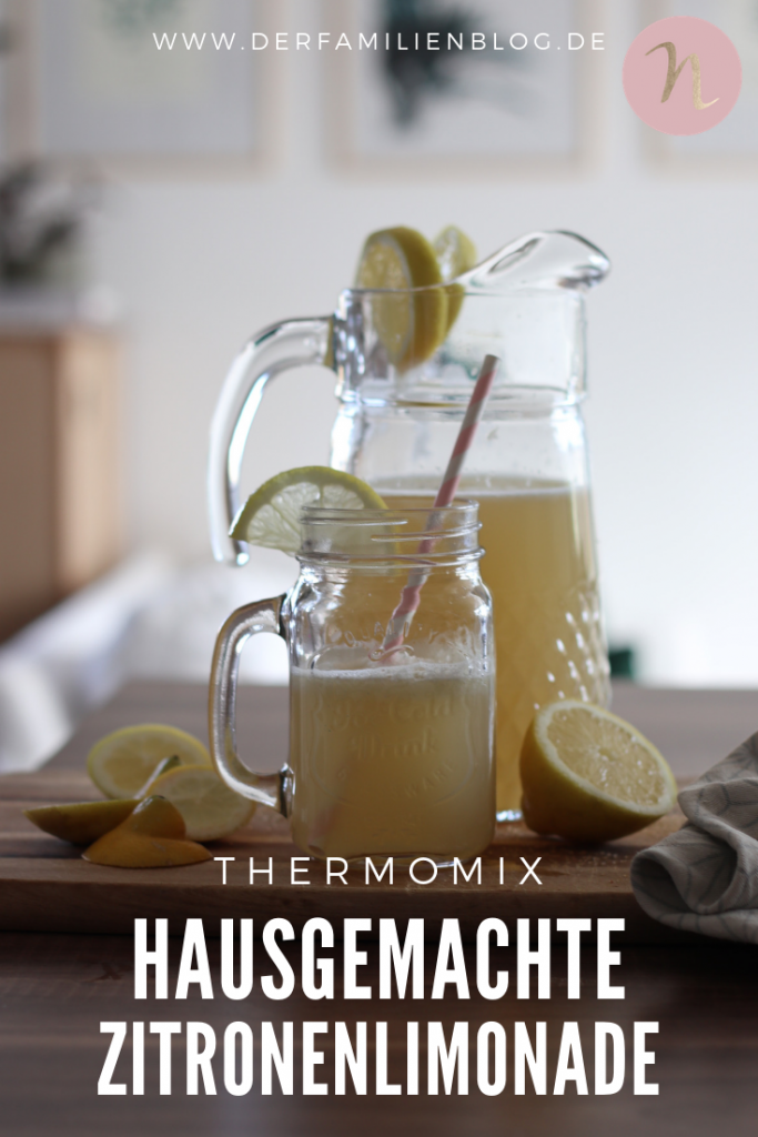 Rezept Limonade