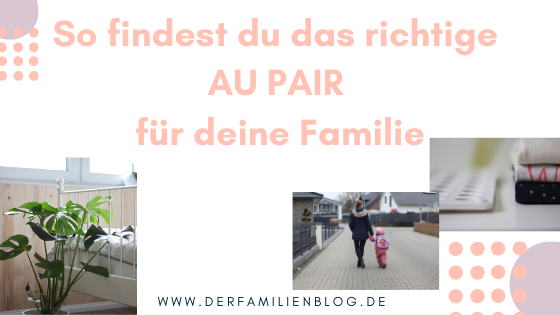 Au Pair in Deutschland
