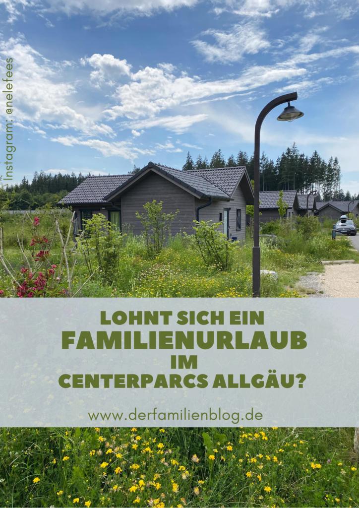Center Parcs Allgäu Bewertung