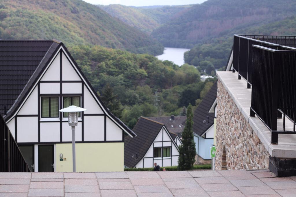 Aussicht Landal Eifel