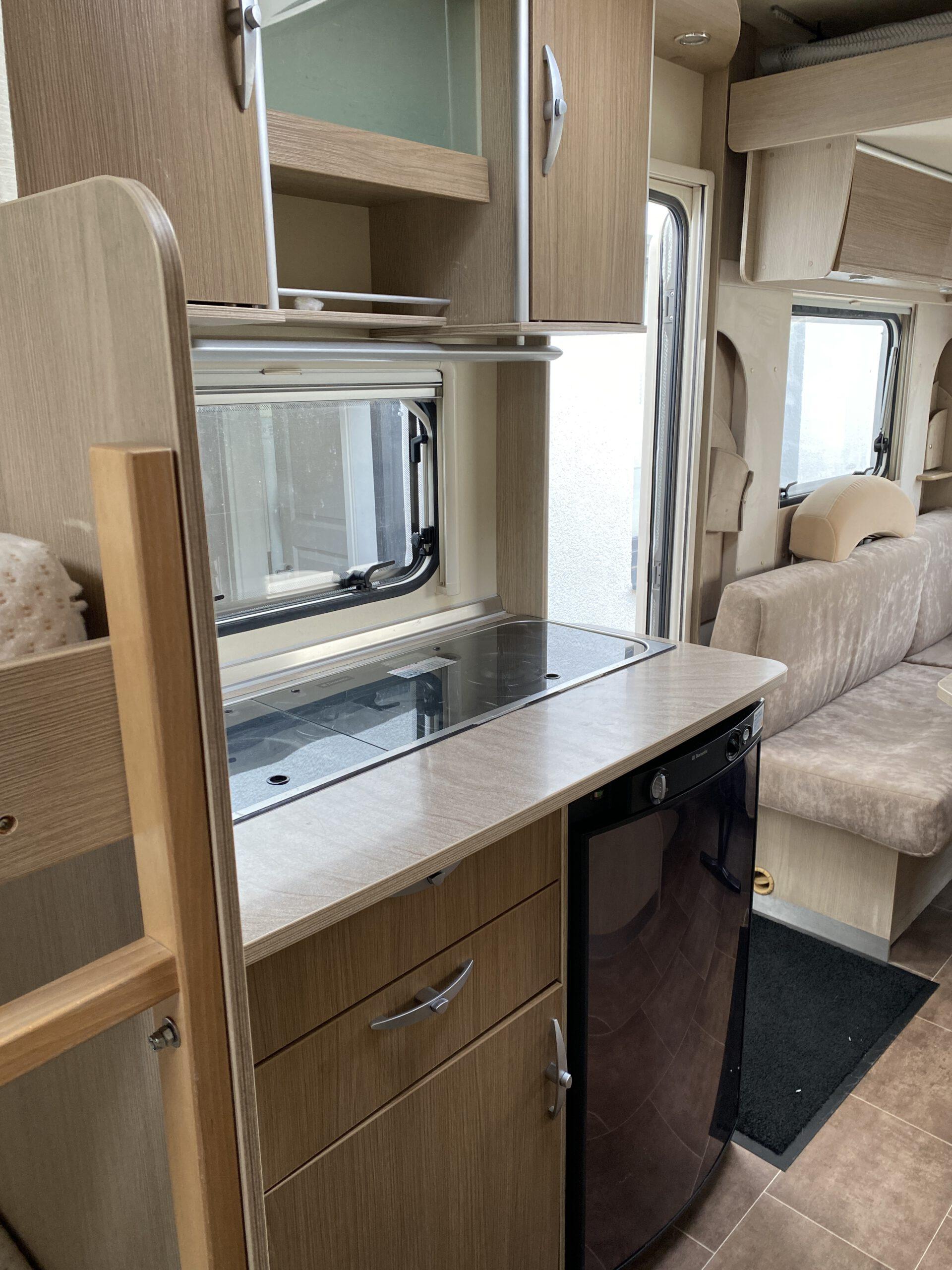 Wohnwagen 7 Schlafplätze